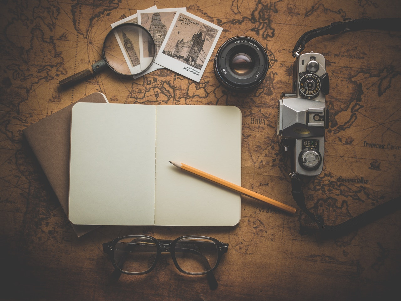 Travel fuels creativity